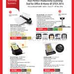 Fujitsu ScanSnap Scanners IX100 SV600 IX500 S1300i