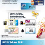 QNAP Lucky Draw Page 1