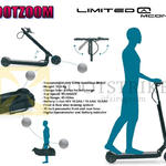 Scootzoom Electric Scooter