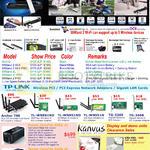 Avision Scanner MiWand 2 Wi-fi Pro, ScanQ, Wireless PCI Express Gigabit Cards Archer, Plustek OpticFlim 8200i, Kanvus Artist 95, Life H85