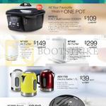 MF801C Cooker, MT400, MT402 Air Purifier, AEK1700 Kettle, VC2000 Robotic Vacuum Cleaner
