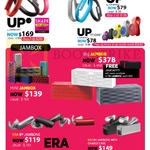Jawbone UP, UP Move, Mini Jambox, Big Jambox, Era, Charge Case