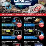 Notebooks MSI, Dell, Asus, GE62, Alienware 17, 15, G550JK-CN315H, X751LK-T4116H, GE62