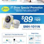 Samsung SmartCam SNH-1011N