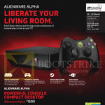 Alienware Alpha Desktop PC Console