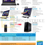 Desktop PCs, AIO Desktop PCs, Inspiron 20 3000 Series, 23, 3000, XPS 27, 8700, Warranty