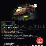 Newstead Alienware 15 Notebook