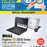 Newstead Inspiron 15 5000 Series Notebook