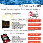 EpiCentre Fujitsu SSD F100, FSA Series 128GB, 256GB, 512GB