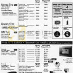 Price List Samsung Smart Doorlock Mortise, Deadbolt, Rim Type, Smart Home