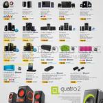 Leapfrog SonicGear Speakers, Docking Stations, Tatoo 101, Morro 1,2,3 BTMI, Evo 3 Pro, 5 Pro, Pandora 3R, Titan 5, 7, AirDock SE, Gatewat BTM, Blueport 2
