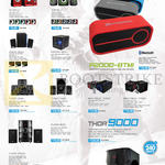 Leapfrog Speakers Audio Box A100-U, A300-U, A500-SDU, P3000 SDU, Thor 500, 700, 7000, 900, 9000, Beatbox 7000, 7700