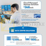 Business Cloud Solutions, Data Centre Solutions