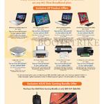 Fibre Broadband HP Notebooks, Printers, Pavilion 11, 14, Envy 15, Beats, Pavilion Mini, Envy 5530, Officejet Pro 6830, Deskjet 2540, ASUS Strix Claw Mouse