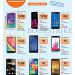 Mobile Phone Samsung Galaxy Note 4, S5, LG G Flex2, G3 Beat, Sony Xperia Z3, T3, Oppo N3, Huawei Mate 7, Asus Zenfone 5