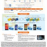 Mobile Plans, Prepaid M Card, Xiamo Redmi Note 4G, Redmi 2 Samsung Galaxy Ace 4, HTC Desire 210, Lucky Spin, Cash Rebate
