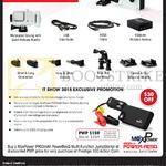 Maka GPS Marbella Prestige 100 Accessories