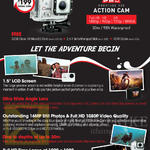 Maka GPS Marbella Prestige 100 Action Cam
