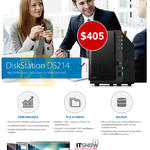NAS Synology DiskStation DS214