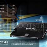 Memory World Samsung SSD 850 Pro, Evo 128GB 256GB 512GB 1TB 120GB 250GB 500GB