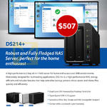 Synology DiskStation DS214Plus