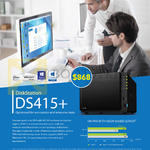 Synology DiskStation NAS DS415Plus