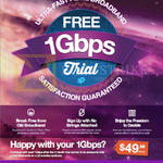 1Gbps Free Trial