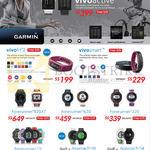 Fitmess Bands GPS Watches Vivofit 2, Vivosmart, Forerunner 920XT, 620, 220, 15, Golf Approach S6, S4