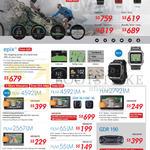 GPS Navigators, Fitness Bands, Epix, Nuvi 4592LM, 4592LM Plus, 2792LM, 2567LM, 65LM, 55LM, GDR 190