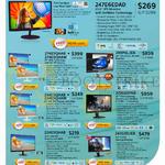 Philips Monitors IPS LED AH-IPS 4K UHD Nvidia G-Sync 247E6EDAD, 274E5QHAB, 274E5QHAB, 288P6LJEB, 234E5QHAB, 234E5QHAW, 272G5DYEB, 224E5QHAB, 242G5DJEB