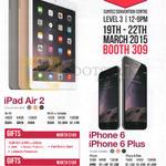 Apple IPad Air 2, Apple IPhone 6, Apple IPhone 6 Plus
