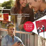 Bose SoundLink Colour Bluetooth Speaker, SoundTrue In-ear Headphone