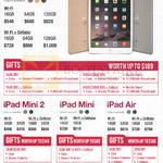 Tablets IPad Mini 3, IPad Mini 2, IPad Air