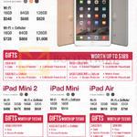 Tablets IPad Mini, IPad Mini 2, IPad Mini 3, IPad Air