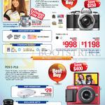 Digital Cameras OM-D E-M10, Pen E-PL6