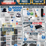 IP Cameras, Portable Travel Modems, Routers, UPS, Wireless N-Extenders, USB 3.0 Hubs, Powerline, Wireless N-Routers