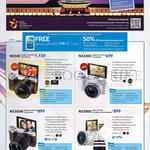 Digital Cameras NX500, NX3300, NX300M, NX3000
