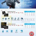 SSD 850 Evo Series, 850 Pro Series