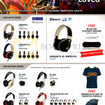 Headphones Urbanite, XL, XL Wireless, Momentum, ON Ear, M2 AEG, ME OEG