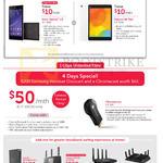 Fibre Broadband, Sony Xperia C3, Xiaomi Mi Pad, 1Gbps Unlimited Fibre, Samsung Handset Discount, Free Chromecast, Add-ons