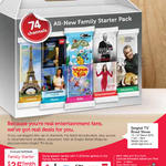 Mio TV Family Starter, Marina Square Linkbridge Atrium, Roadshow