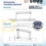 Automatic Laundry System Q5, Q4