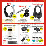 Systems Tech Ranger Headsets, Speaker, Audio Transceiver, Converter, Symphony 360, 380 Plus, 350, S310, S288
