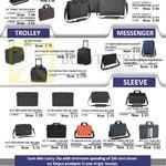 Cases, Trolleys, Messenger Bags, Sleeves, Elite, Transit, Classic, Roller Case, CraveII, Drifter, Bex Sleeve, Slate Slipcase, Citysmart Slipcase