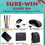 Sure-Win Lucky Dip