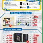 Storage My Cloud, Expert Series 2TB, 3TB, 4TB, 6TB, Consumer Series, EX4, 8TB, 12TB, 16TB, 20TB, 4TB, 6TB, 8TB, 10TB, 12TB
