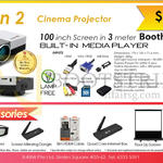 Innovative Zen 2 Projector