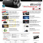 ZMC Automotive Thinkware Dash Cam F750