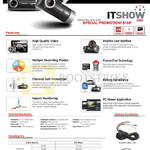 ZMC Automotive Thinkware Dash Cam H50