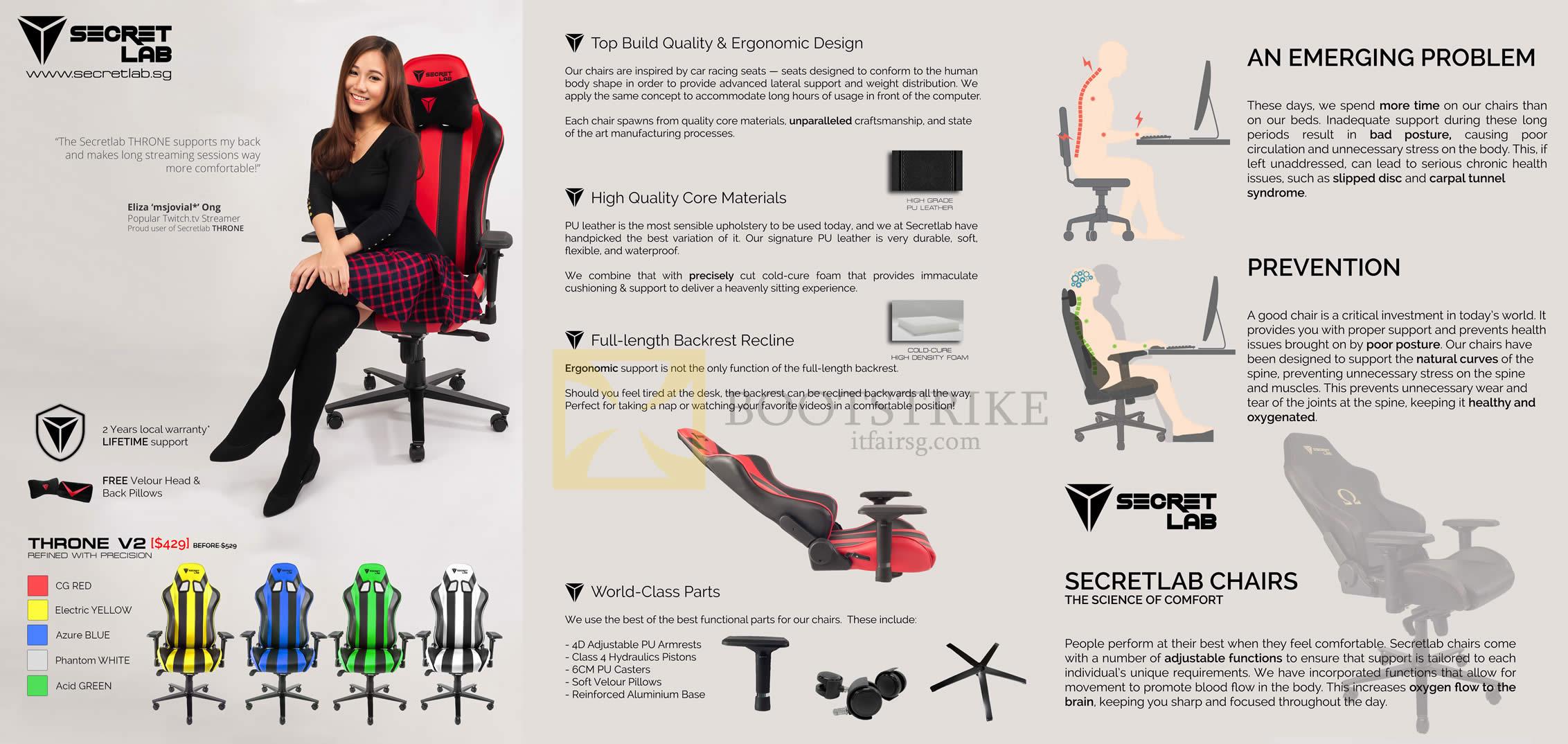 Corporate chair massage flyer - 2016 Price List Brochure Flyer Image Corporate Chair Massage Flyer